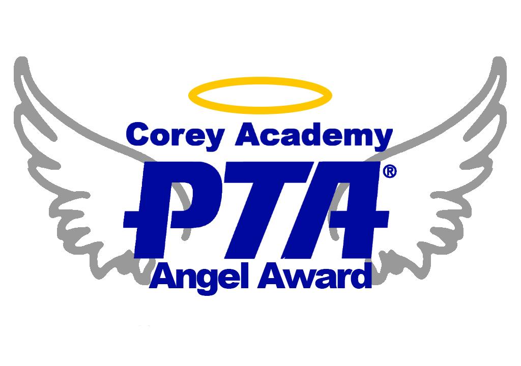 Corey PTA Angel Award